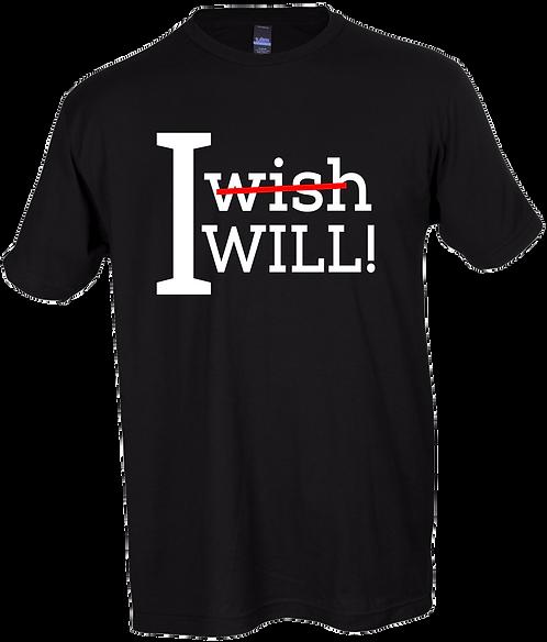 I wish I WILL!
