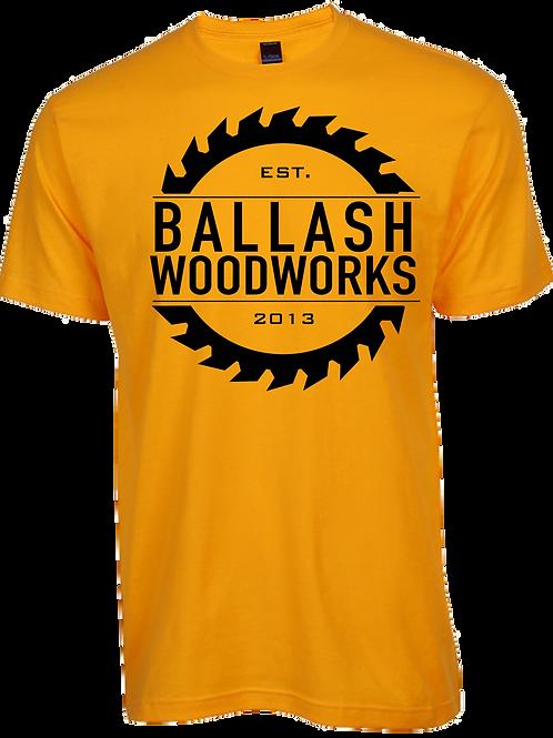 Ballash Woodworks - Logo Shirt