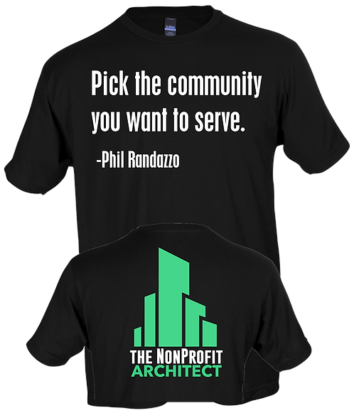 Pick The Community You Want To Serve.