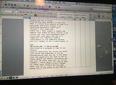 The Paper Edit