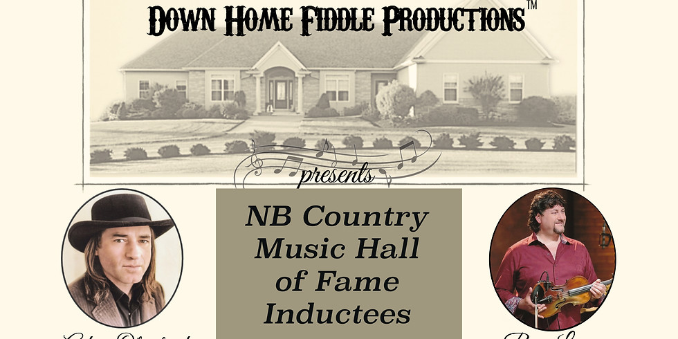 Down Home Fiddle Productions Presents Adam Olmstead & Ray Legere