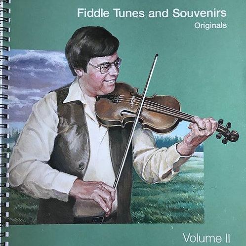 Book & CD - Fiddle Tunes and Souvenirs Vol. 2