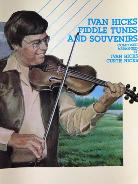 Book - Fiddle Tunes & Souvenirs Vol. 1