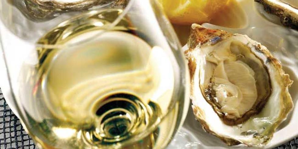 Dégustation vins du Grésivaudan et huitres