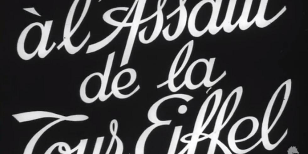 #ciné/concert - K-ARP - A l'assaut de la tour Eiffel