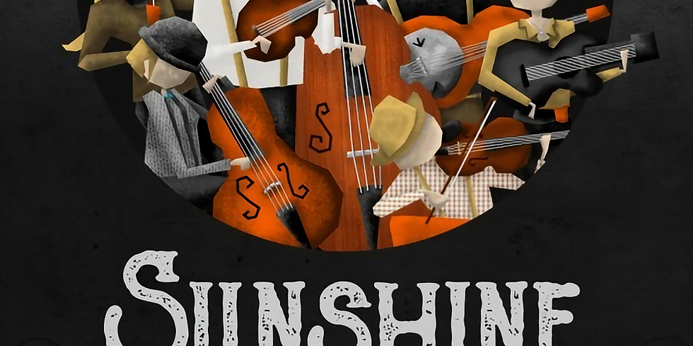 #musique - Sun shine in Ohio - jazz, bluegrass