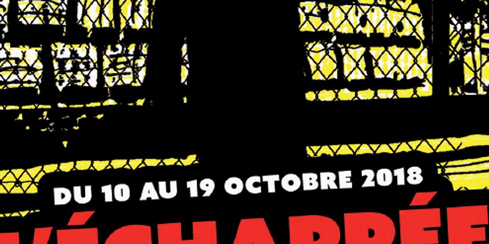 #concert/lecture - jazz et polar - festival l'échappée noire