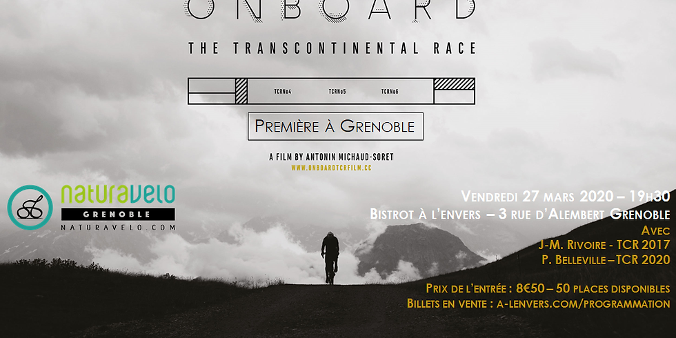 #Doc exclusif - Onboard - the Transcontinental Race