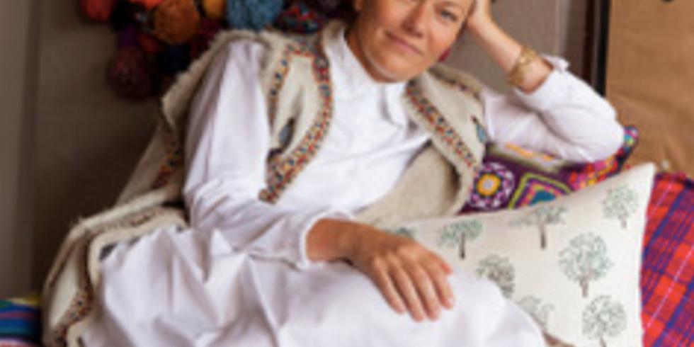 Visit of Kate Daudy's Home