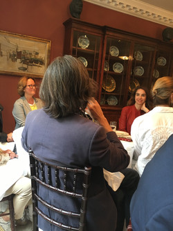 Lunch with Cerutti @ Christie's