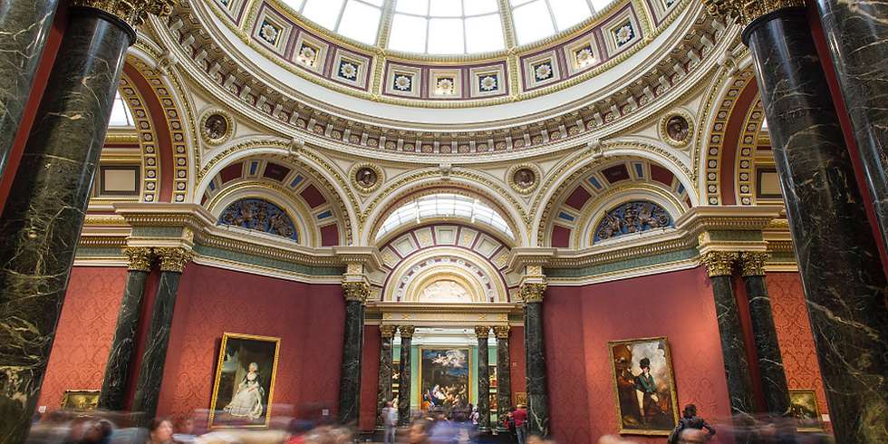 Private Visit at the National Gallery