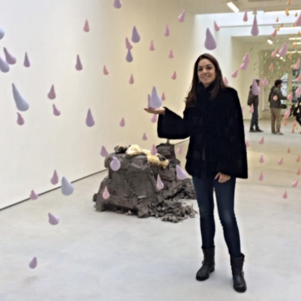 Tour of Maria Sukkar's private collection