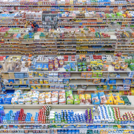 Andreas Gursky's exhibition