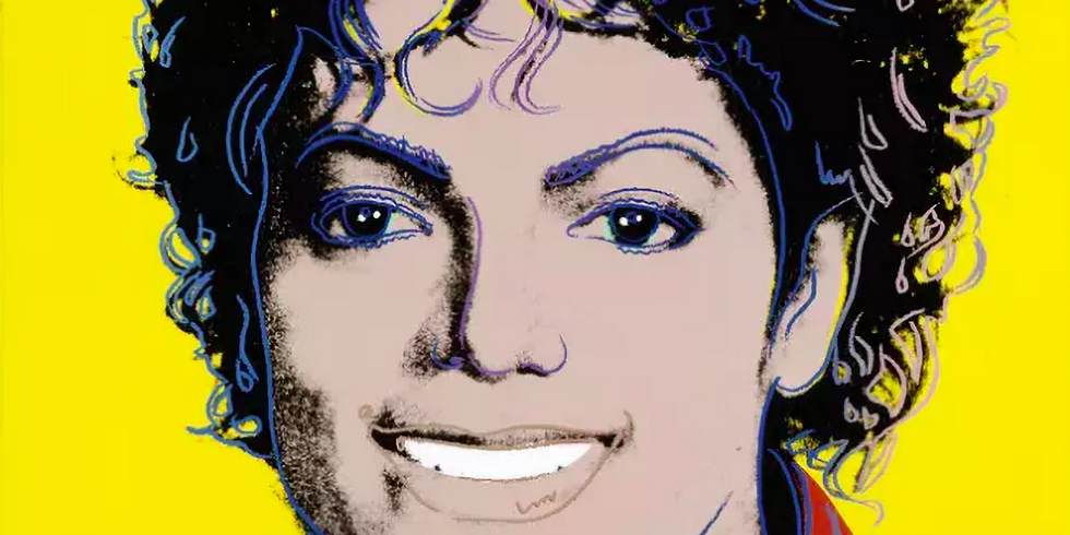 Breakfast and Visit: Michael Jackson: On the Wall