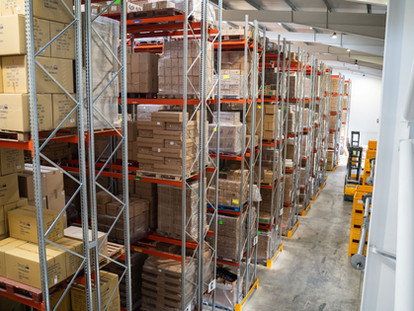 What Type of Industrial Racking Would Be Right For You?