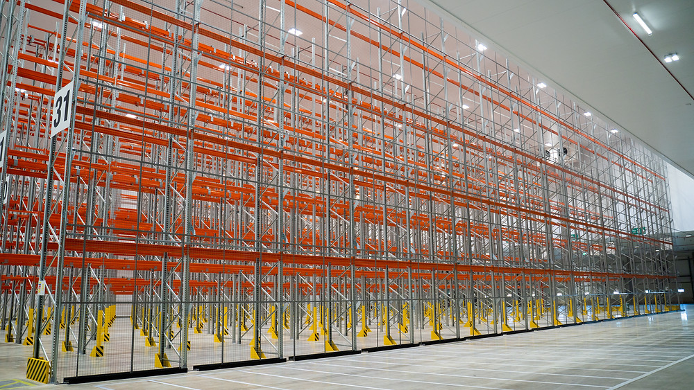 Industrial Storage Racking with SDE Group