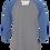 Thumbnail: A Fierce T-Shirt Blue/Grey