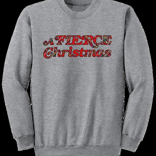 A Fierce Sweatshirt