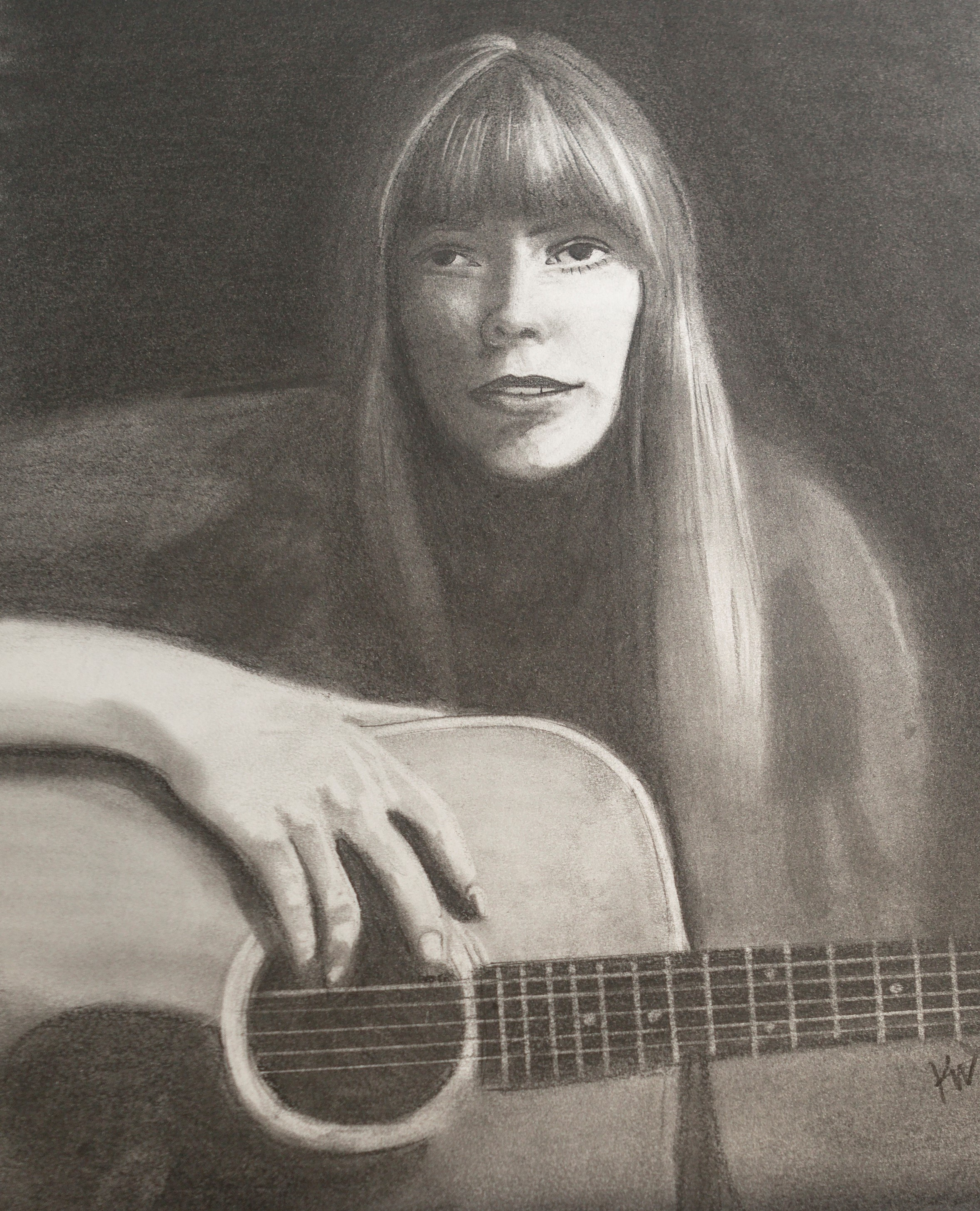 joanie mitchel