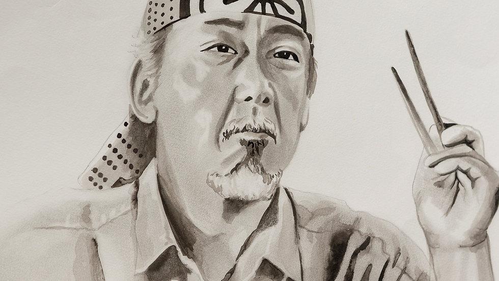 Mr.  Miyagi