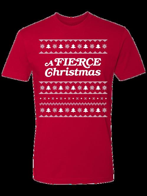 A FIERCE Red T-Shirt