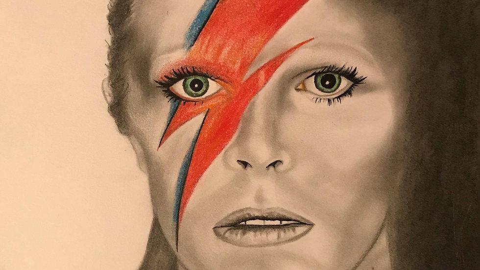 David Bowie - With Stripe
