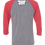 Thumbnail: A Fierce Shirt - Red / Grey