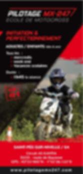 ecole de motocross