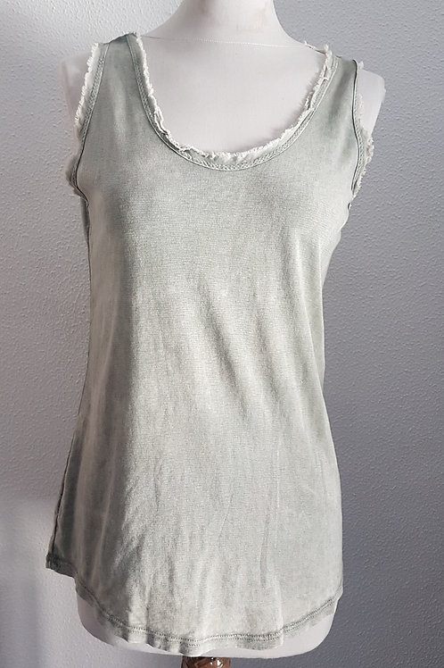 Shirt sleeveless cotton