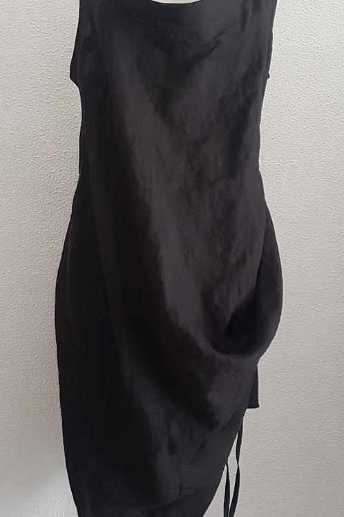 Dress Linen special cut