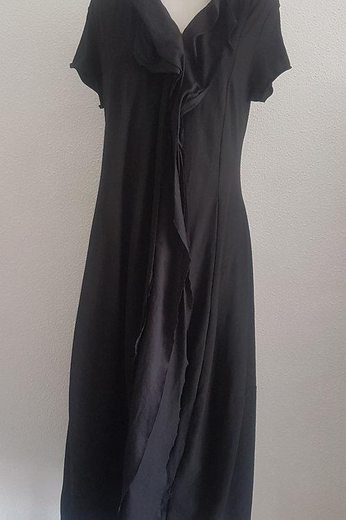 Kleid Rundholz