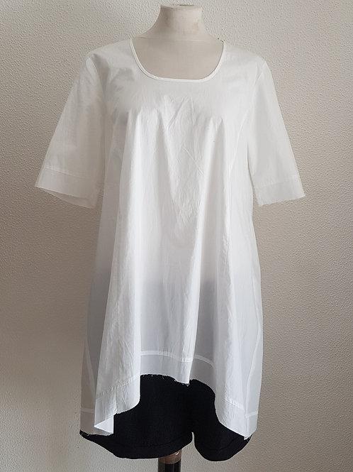 Hemdbluse White