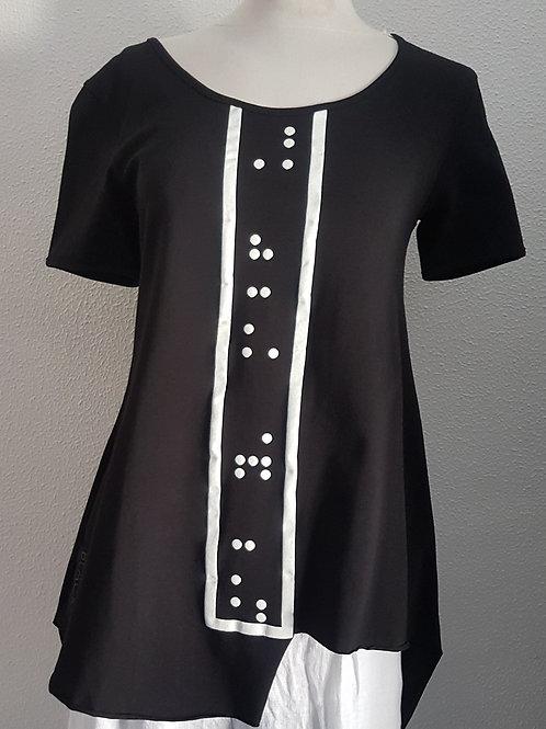 Shirt BLACK   A-form