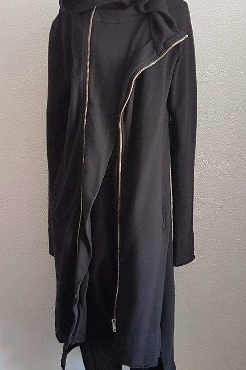 Long Jacket BLACK