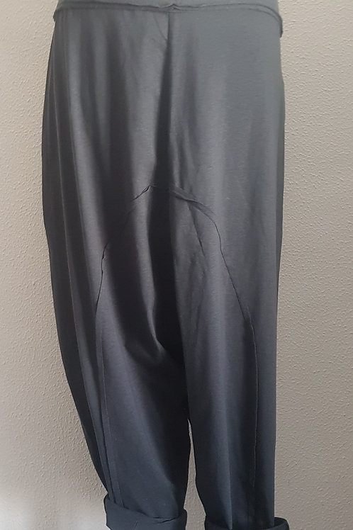 Pants jog-pants low-cut