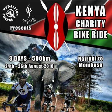 Kenya Charity Bike Ride