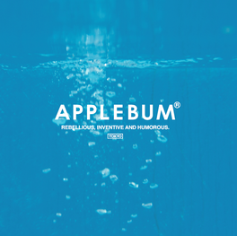APPLEBUM - '21SS Collection