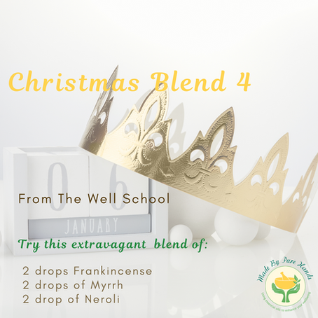 The Three Kings Essential Oil Blend