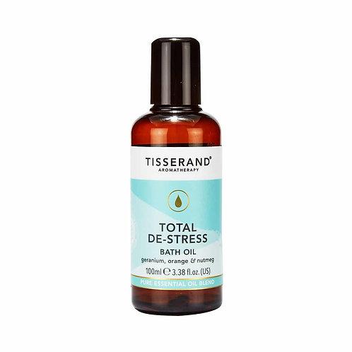 Total De-Stress Bath Oil