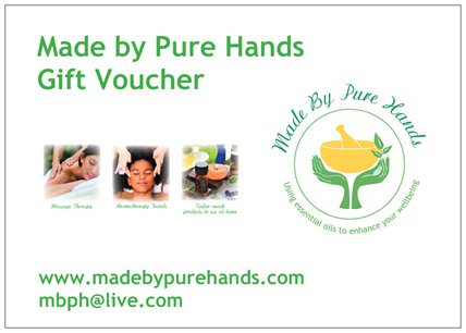 Made by Pure Hands Monetary Gift Voucher