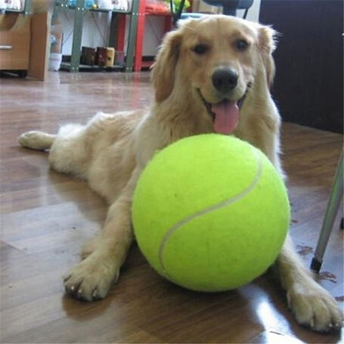 9.5 Inches Dog Tennis Ball Giant Pet Toy
