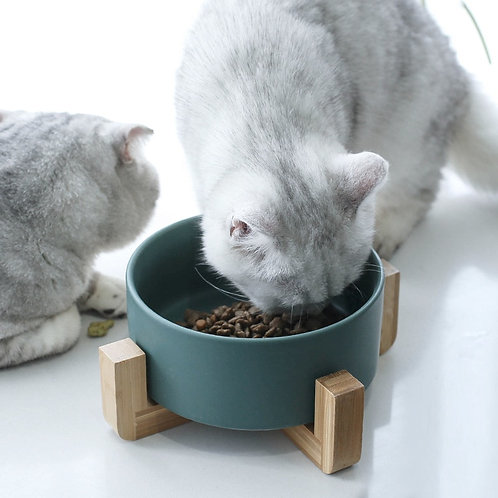 850ml Cat Bowl Ceramic