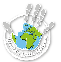 World's Little Helpers - a 3 book curriculum for children to teach sustainability of our planet