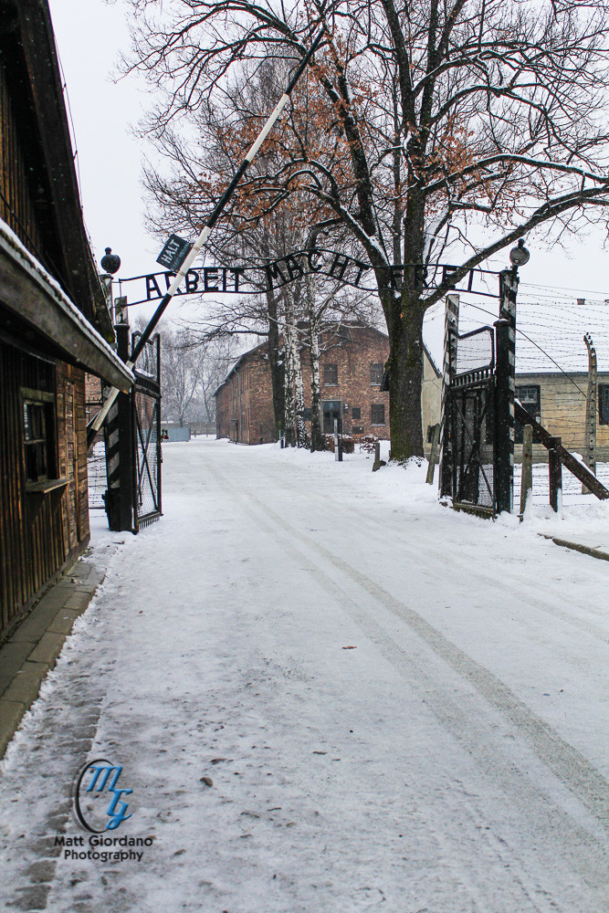 Auschwitz I - Main Gate