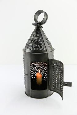 Pierced Barn Lantern