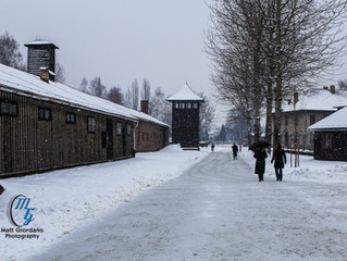 Vising Auschwitz - Part 1 - The Grounds