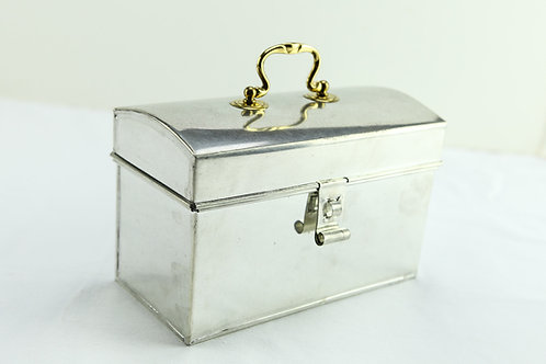 Domed Top Document Box
