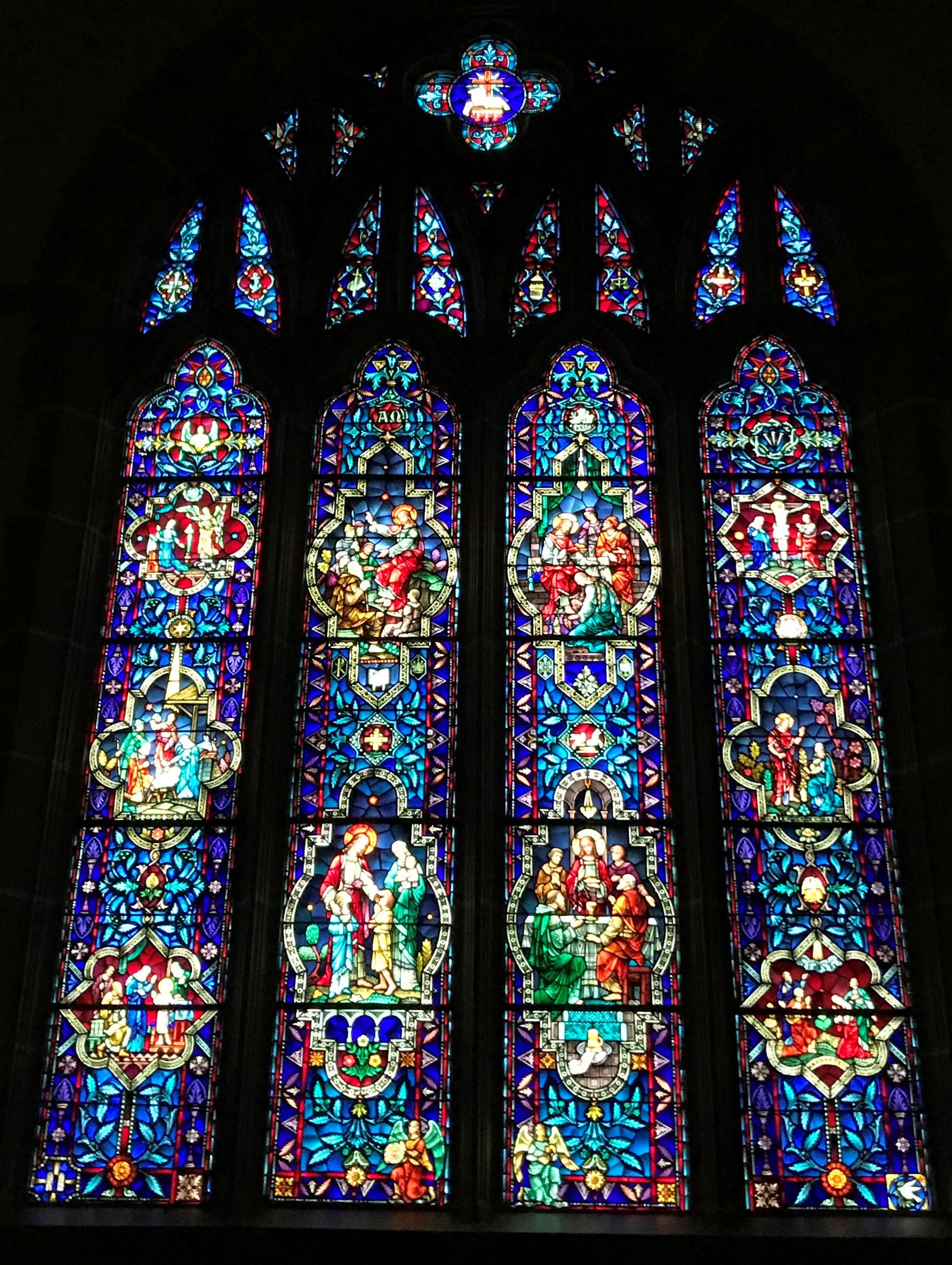 Christ window edited