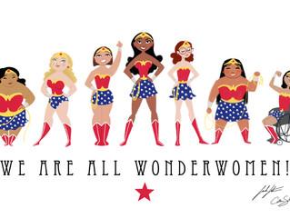 Ich bin eine Frau! Was ist deine Superkraft?
