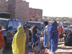 chinguetti en mauritanie